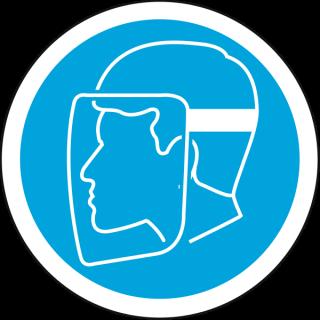 Logo Gesichtsschild